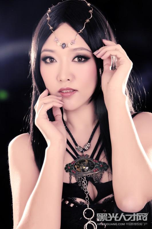兰兰求职化妆总监/主管,化妆师,儿童化妆师_【黑光网