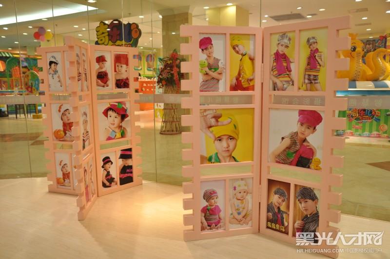 青岛智慧熊国际儿童摄影会馆招聘摄影总监/主管
