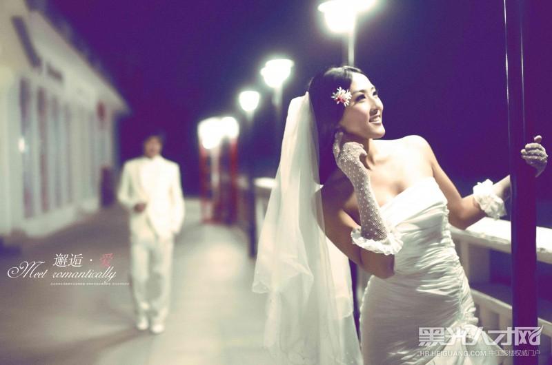 青岛青岛森菲尔国际婚纱招聘儿童摄影师