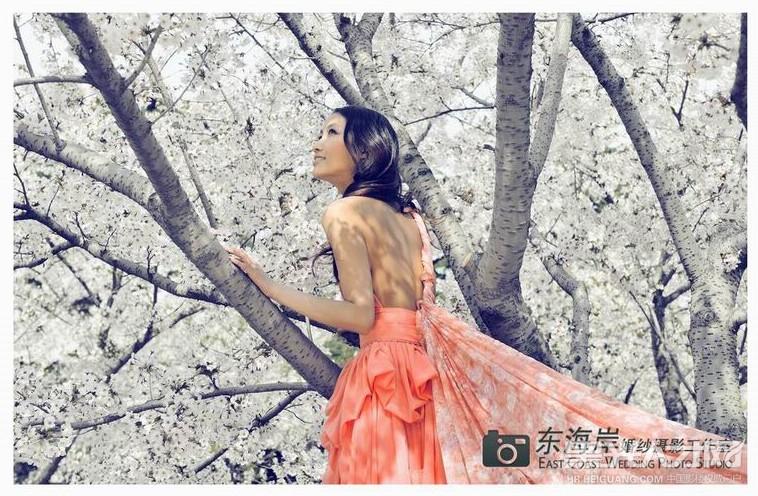 青岛东海岸婚纱摄影