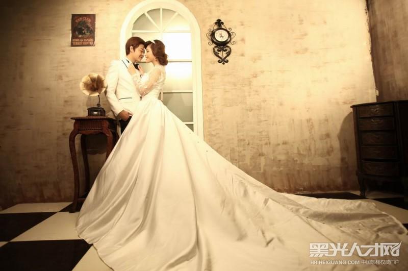 德州罗曼庭婚纱摄影招聘门市