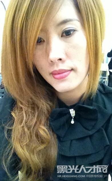 黄肖燕求职化妆总监/主管,化妆师,儿童化妆师_【黑光