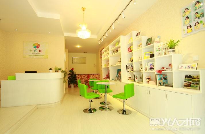 杭州杭州七巧板兒童攝影工作室招聘兒童數碼/美工