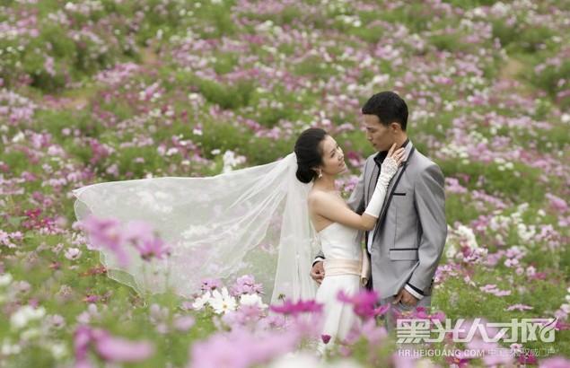 田甜巴厘岛结婚